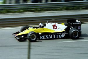 Alain Prost (Belgium 1983) by F1-history