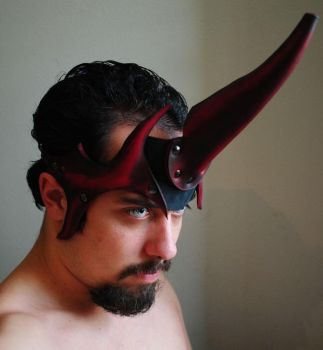 Summoner's Horn by Epic-Leather