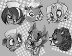 A-ha! You have Floating Head Syndrome! by Caeledonian