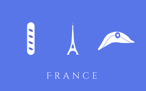 France Wallpaper by Thaluin