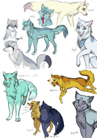 .: sum wolvies :. by stolenimages