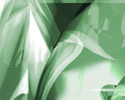 abstract wallpaper v3-in green by mas