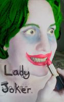LadyJoker by Pylo