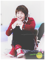onew and his dork-ishh self by NouNou01