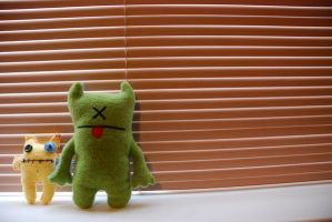 Ugly Dolls by AshleighAmped