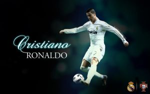 Cristiano Ronaldo Wallpaper by carbon136