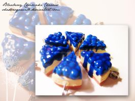 Blueberry Cheesecake Charms by shadowqueen16