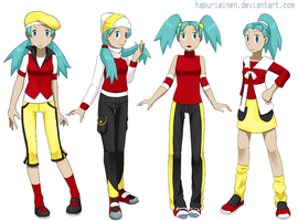 Kris alt outfits by Hapuriainen