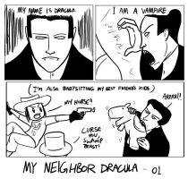 My Neighbor Dracula 01 by mayuzane