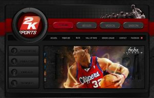 Frenchnba Forum for NBA2K12 by JFDC