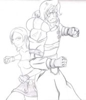 TIME TO KICK ASS XD by Enres