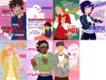 Big Hero 6 Valentines by bluebirdjoy