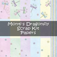 Dragonfly Papers by justmonti