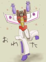 G1 Starscream 07 by J-666