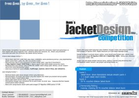 Jacket Design Competition Post by B21