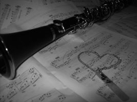 Clarinets are Love by IveGotItMemorized