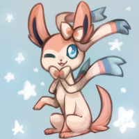 PKMN Ninfia by Mousu