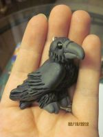 Raven Pendant by dwilliams0901