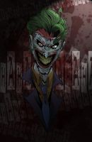 Joker is watching you... by TimelessUnknown