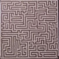 Magnet maze by violetice