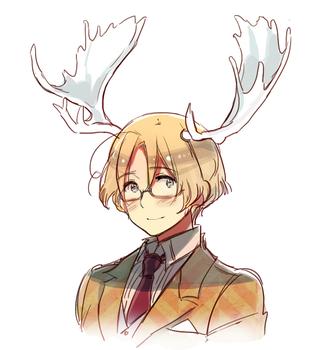 Antlers by Cioccolatodorima