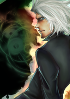 Fire concotion cover - Raylan by IzumiNanaki