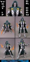 What If? Doctor Doom Figure by Jin-Saotome
