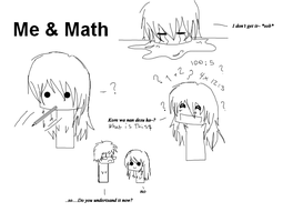 Me and Math by Frodse