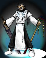 Presenting Summoner Auron by jameson9101322