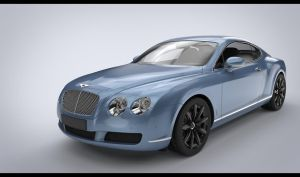 Bentley Continental GT by stewe12