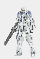 Imperial Mobile Suit (command-type) by wdy1000