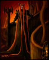 Serpent Lord of the BlackTower by Destinyfall