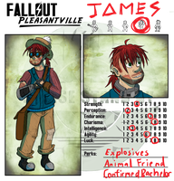 Fallout OCT Application - James by t3h-puppeteer