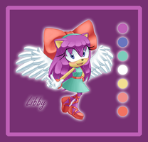 Libby the Hedgehog by AngieR3741