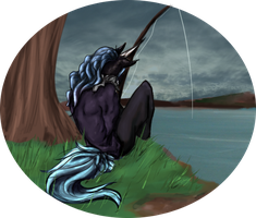 Fishing by forgetSanity