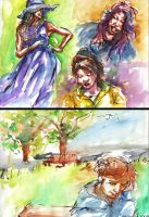 traveller's sketchs 6 by toubab