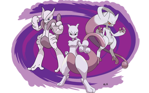 Mewtwo Beyond by Rueprez