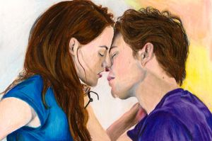 Edward + Bella: Twilight by betsymae92
