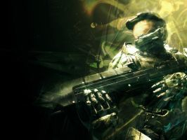 Halo 3 Wallpaper by Quoenusz
