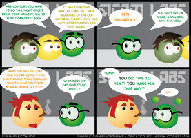 SC494 - Operation: Yellow 44 by simpleCOMICS