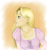 Rapunzel by Snowbell