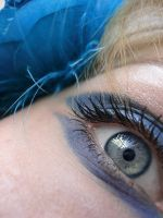 blue rose eye by ftourini-stock