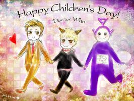 Happy Children's Day! by eukelade47