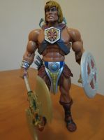 HE-MAN OF MARS by efrece