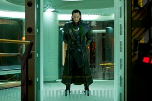 Loki in a cage by GodWitch