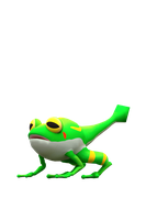 The Slippery and Evasive Froggy by Nibroc-Rock