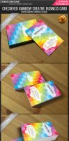 Checkered Rainbow creative 01 by Lemongraphic