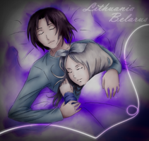APH: Good Night by ViNo95