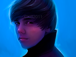 Justin Bieber by greendesire