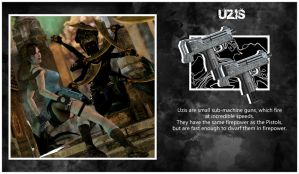 TR3: Concept - Uzis by ReD8ull